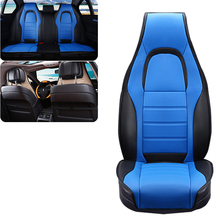 Yuzhe Leather car seat covers For Mazda 3 6 2 C5 CX-5 CX7 323 626 M2 M3 M6 Axela Familia car accessories car styling cushion