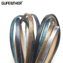 GUFEATHER P35/5MM leather cord/jewelry accessories/jewelry findings/leather rope/diy jewelry accessories/embellishments