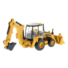New arrival 1/87 scale DieCast 55263 New 450E Backhoe Loader Metal Mode toy For boys kids with metal(China)
