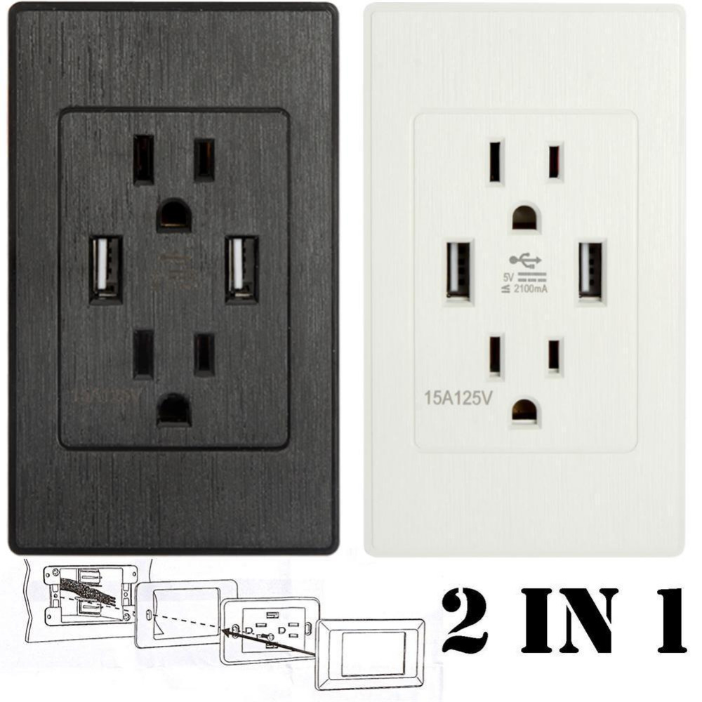 Charming Us Wall Outlet Voltage Pictures Inspiration - Everything ...