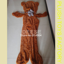 Factory Price 300cm Giant Teddy Bear Skins (Without Stuff) Teddy bear plush toys coat Christmas Gifts Valentine's Day Gift