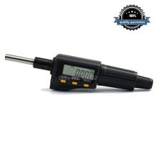 "0-25mm Electronic Micrometer Head Inch/Metric Conversion 0.00005"" Resolution(China)"