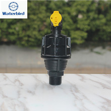 1/2 inch Dn15 Rotating Sprinklers Full Circle Micro Drip Irrigation Garden Lawn Irrigation Fitting Q110(China)
