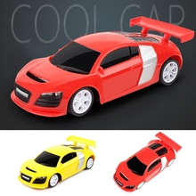 Buy 4-way Remote Control Car Simulation R8 Models 1/22 Drift Speed Radio Remote Control RC RTR Racing Car Truck Children Toy Gift for $9.21 in AliExpress store