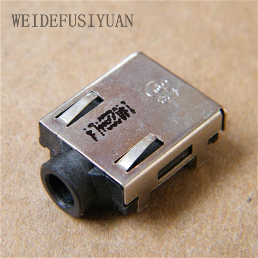 50pcs-100pcs Audio Jack Connector for Samsung NC110 N120 N130 N140 N145 N220 N310 700G7C  MIC Headphone Jack Socket<br>