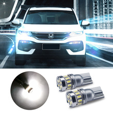 Super Bright White T10 LED W5W 194 2825 3014SMD 18LED Car Interior Dome Parking Lights Headlight Strip Bulbs Auto Light Source