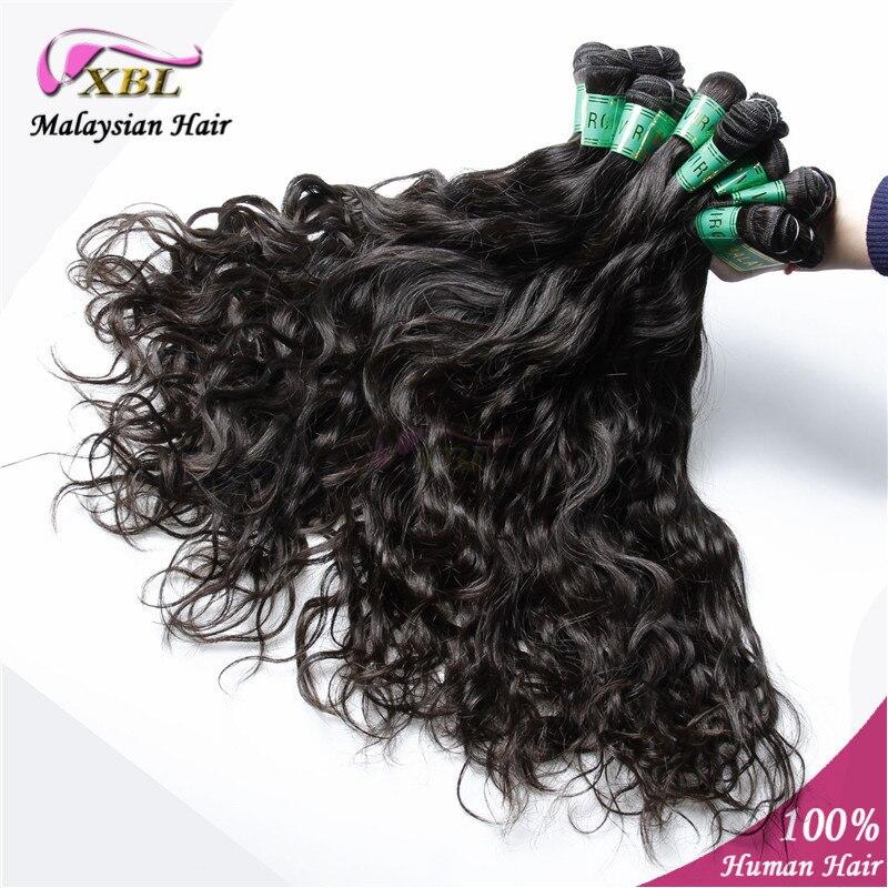 malaysian virgin hair wholesale 10 bundle grade 7a virgin malaysian hair unprocessed human hair weft XBL hair<br><br>Aliexpress