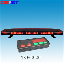 TBD-13L01 High quality 41''LED lightbar, super bright,Police/Emergency/Fire lights Bar,Car roof Flashing warning lightbar(China)
