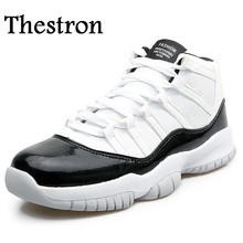 Thestron Men Sneakers High Top Sport Shoes Men Basketball Cool Basketball Shoes Men Quality Men Basketball Sneakers