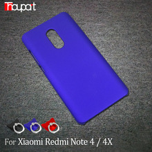 Buy Xiaomi Redmi Note 4X Case 64 32 GB Hard Frosted Rubber Paint Cover Cases Xiaomi Redmi Note 4 Case Redmi Note 4 X Global for $1.38 in AliExpress store