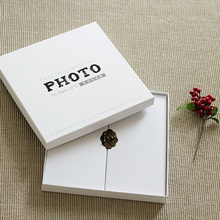 Self Adhesive Type Album Wedding Photo Style