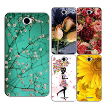 Buy Original Phone Case Sony Xperia E4 Dual E2104 E2105 E2114 E2115 E2124 Printed Case Cover Coque Painting Back Cover Capa for $3.09 in AliExpress store