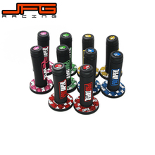 "MX Handlebar Grip Gel Brake Handle Rubber for 7/8"" Motorcycle For KTM CRF EXC YZF Protaper Pro taper Motorcross Dirt Pit Bike(China)"