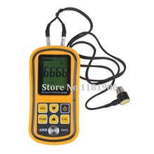 Victory genuine ultrasonic thickness gauge VICTOR 852C the thickness gauge VC852C steel plate Thickness Gauge(China)