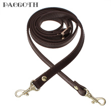 PACGOTH 2017 New Women Girl Fashion PU Leather Purse Replacement Shoulder Strap Belt Colorful Bag Accessory,121cm*12.5mm,1PC