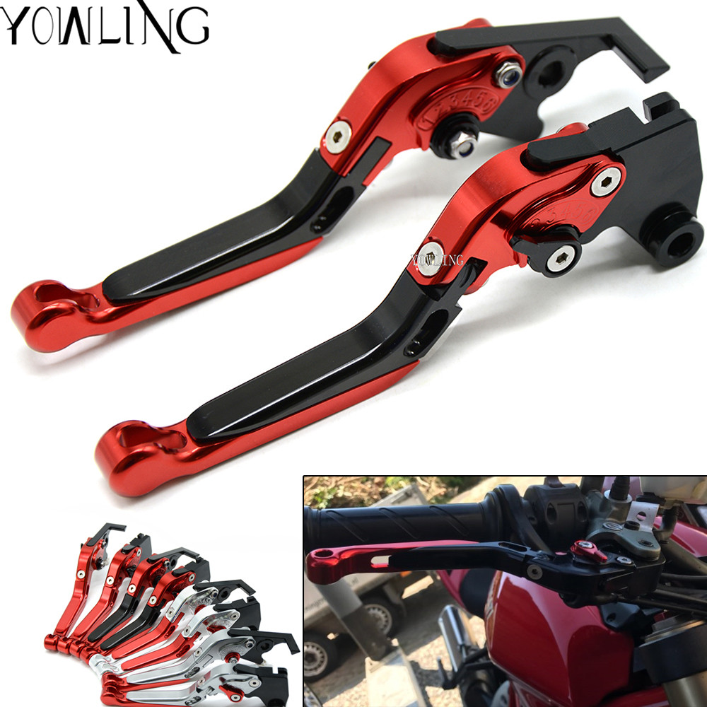 For ducati MONSTER M620 2002 MONSTER M750/M750IE 1994-2002 Motorcycle CNC Brake Clutch Levers Brakes Levers Handle
