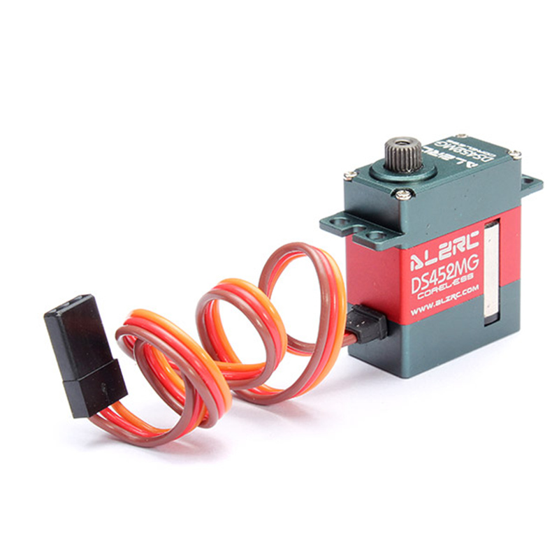 Hot ALZRC DS452MG 450 CCPM Mini Digital Metal Coreless Servo For RC Helicopter Spare Parts<br>