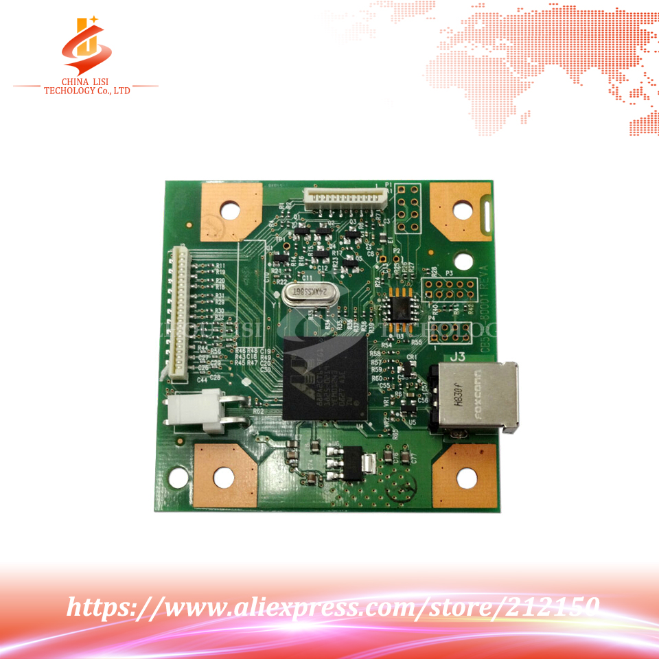Original Second-Hand For HP1215 1215 CP1215 Formatter Board CB505-60001 LaserJet Printer Parts On Sale<br><br>Aliexpress