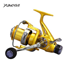 KM50 60 Carp Spinning Fishing Reel suitable for sea pole collocation Metal Spool Fishing Reel Wheel 11 Ball Bearing 5.2:1(China)