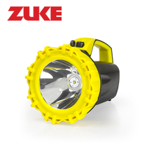 Zuke Super Bright 10w Cree Led Hunting Spotlight Portable Flashlight Remote Searching Night Lamp With USB Power Bank Function(China)