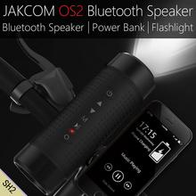 JAKCOM OS2 Smart Outdoor Speaker hot sale in Radio as wooden speaker transmissor fm pll radio despertador(China)