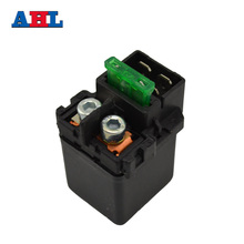 Motorcycle Electrical Parts Starter Solenoid Relay For HONDA FJS600 Silverwing 01-04 FSC600 FX650 NT650 Deauville SLR650 NSS 300(China)