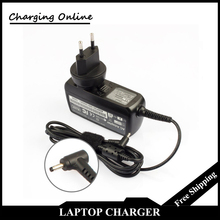 EU Plug 19V 1.58A 30W Laptop Ac Power Adapter For ASUS EXA1004UH MINI Eeepc CX101H X101CH 1015CX 1015PW 1015PX Notebook Charger