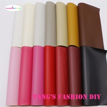 12pcs-High Quality DIY embossed PU leather/synthetic leather 20x22cm per pcs(CAN CHOOSE COLOR)