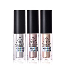 New Highlighter Liquid Cosmetic Eyes Contour Azurant Shimmer Glow Liquid Highlighter Makeup Kit