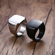 ZT Classic Man Rings 316L Stainless Steel Ring High Quality Jewelry Personality Spot Wholesale Agent Rings For Festival Gift 13