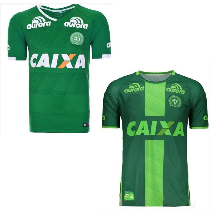 Honors to Chapecoense 2016-2017Home/away/Third Products <br><br>Aliexpress