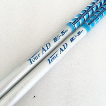 New mens Golf shaft TOUR AD BB-5/BB-6 Golf driver wood shaft 3pcs/lot Graphite Golf Clubs shaft R or S flex  Free shipping