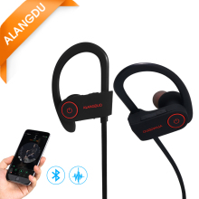 ALANGDUO G6 Wireless Bluetooth Headphones For iphone 7 6 5 Samsung Galaxy S7 Support Noise Cancel with MIC Bluetooth Earphones