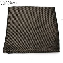KiWarm 3K 200gsm 1mx1m Carbon Fiber Cloth 0.28mm Thickness Twill Woven Carbon Fabric for Commercial Car Parts Sport Equipments