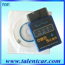 ELM327 Vgate Scan OBD Scan ADVANCED OBD SCAN TOOL 50pcs/lot by fast delivery
