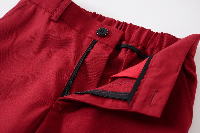 Wine red pant (3)