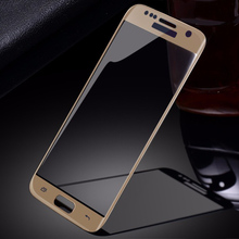 GXE 3D Curved Full Screen Cover Tempered Glass For Samsung Galaxy A5 2017 Edition A520F Screen Protector Full Coverage Film