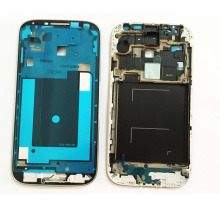 Original LCD Holder Screen Front Frame For Samsung Galaxy S4 i9500 i9505 i337 Front Housing Case Replacement Parts