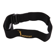 Golf Swing Training Golf Practice Aid Swing Trainer Hand Posture Corrector Swing Arc Training Aid Arm Strap Band Black