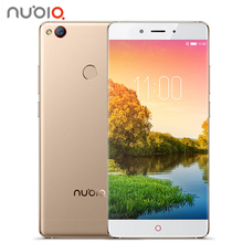 Original Nubia Z11 Mobile Phone 5.5 inch Snapdragon 820 Quad Core 6GB RAM 64GB ROM Network 4G 16 MP Camera Dual SIM