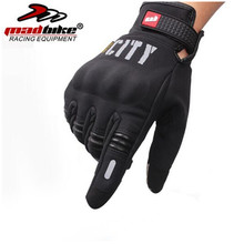 MADBIKE Motorcycle Gloves racing moto motocross motorbike gloves touch screen gloves M~XXL(China)