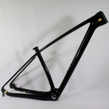 Carbon Frame mtb 29er 15 17 19 inch mtb Carbon Bike Frame 29er Mountain Bicycle Frame mtb 27.5er BSA BB30 Black Without Logo