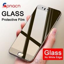GPNACN Tempered Glass Xiaomi Mi6 Mi6X Mi5C Mi5X Mi5S Plus Full Screen Protector Redmi 4 Pro 4X 4A 5A 5 Plus Film