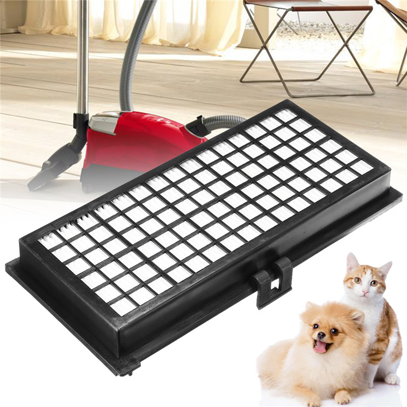1Pcs High Carbon Filter Miele SF AAC30 Active Air Clean Vacuum Cleaner Cat Dog Cleaner Parts
