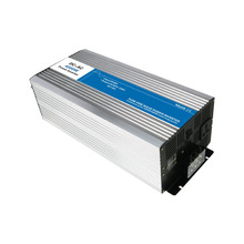 DC 12V , DC 24V, DC 48V input AC 220V or AC110V output DC-AC 4000W PURE SINE WAVE POWER INVERTER electric inverter(China)