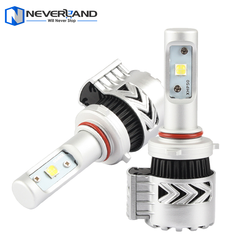 2pcs 9005 HB3 72W 12000LM 6500K with CREE LED Chips Car Headlight Conversion Kit Fog Lamp Bulb DRL Super White<br><br>Aliexpress