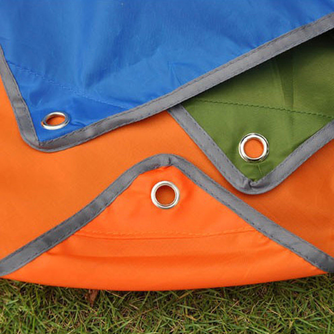 New Thick Oxford Groundsheet Picnic Camping Pad Tarp Beach Tent Awning Mat Outdoor