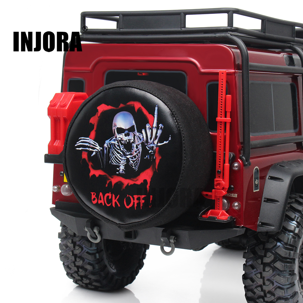 Parts & Accessories Toys & Hobbies Injora Metal Oil Drum Decoration Tool With Slide Cover For 1:10 Rc Rock Crawler Axial Scx10 Traxxas Trx-4 Tamiya Cc01 D90 D110 Durable Modeling