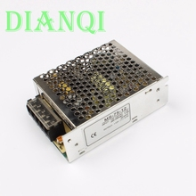 DIANQI power supply 75w 12V 6.3A power suply unit 75w 12v mini size din led  ac dc converter  ms-75-12