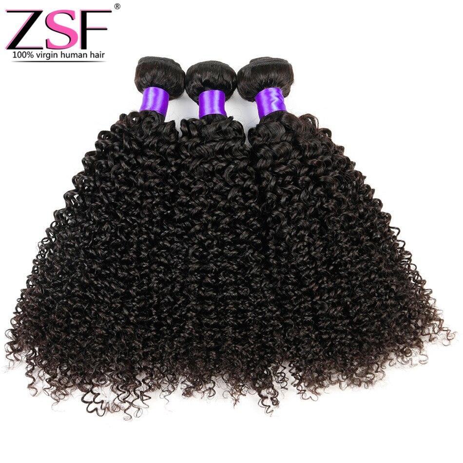 ZSF Hair 8A Unprocessed Brazilian Kinky Curly Virgin Hair 4 Bundles Afro Kinky Curly Hair Brazilian Virgin Hair Weave Bundles<br><br>Aliexpress